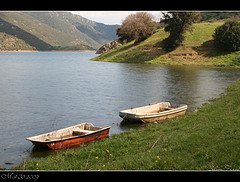 0907 - Lago Medio del Flumendosa